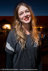 Outside the One Show motorcycle show in Portland, OR. February 12, 2016. ©2016 Michael Lichter
