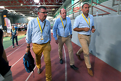 July 4, 2017 - Mondorf Les Bains / Vittel, Luxembourg / France - VITTEL, FRANCE - JULY 4 : UCI president of the jury Philippe Marien excluded out of the race SAGAN Peter (SVK) Rider of Team Bora - Hansgrohe during stage 4 of the 104th edition of the 2017 Tour de France cycling race, a stage of 207.5 kms between Mondorf-Les-Bains and Vittel on July 04, 2017 in Vittel, France, 4/07/2017 (Credit Image: © Panoramic via ZUMA Press)