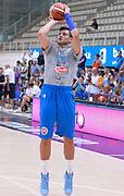 DESCRIZIONE : Trento Nazionale Italia Uomini Trentino Basket Cup Italia Paesi Bassi Italy Netherlands <br /> GIOCATORE : Alessandro Gentile<br /> CATEGORIA : Pregame before<br /> SQUADRA : Italia Italy<br /> EVENTO : Trentino Basket Cup<br /> GARA : Italia Paesi Bassi Italy Netherlands<br /> DATA : 30/07/2015<br /> SPORT : Pallacanestro<br /> AUTORE : Agenzia Ciamillo-Castoria/R.Morgano<br /> Galleria : FIP Nazionali 2015<br /> Fotonotizia : Trento Nazionale Italia Uomini Trentino Basket Cup Italia Paesi Bassi Italy Netherlands