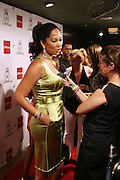 Kimora Lee Simmons at the Kimora Lee Simmons celebration of the launch of her new fashion collections Fabulosity at JC Penny with party at Hiro on July 16, 2008..Fabulosity is a complete sportswear collection catering to authentic teen girls who want to show the world how fabulous they really are. The line hits JCPenney stores this week featuring tees, knit tops and sweaters, jeans, skirts, dresses, hoodies, jackets and outerwear. The collection embodies a lifestyle of confidence, beauty and fashion sense - at an even more fabulous price point ($29 to $108)..