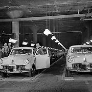 Studebaker Production - Final Assembly