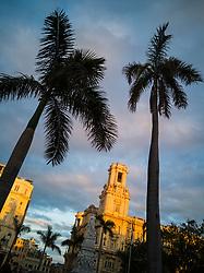 Museo Nacional de Bellas Artes de La Habana. National Museum of Fine Arts of Havana. Havana vieja.