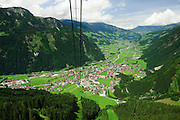 Zillertal, Tyrol, Austria, Mayerhofen
