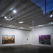 Interno di una gallerya d'arte.<br /> <br /> Inner of a art gallery.