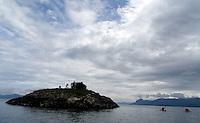 Kayaking Årsundfjorden, Møre og Romsdal