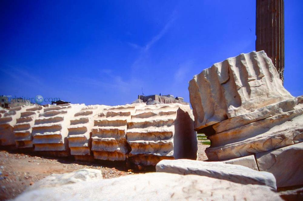 Scenes from Greece,Fallen Greek Columns, Greek Mythology , Greek Columns Photographs  from Greece, Paros Greece, Santorini Greece, Painters, Ship in Greece, Mediterranean , Deep Blue Skies, Greek Lifestye