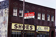 CS02993 Old Bloods 3933 NE Union, at Shaver. Feb. 6, 1974