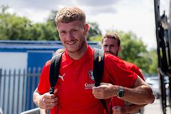 Michael Smith of Rotherham United - Mandatory by-line: Ryan Crockett/JMP - 28/07/2018 - FOOTBALL - One Call Stadium - Mansfield, England - Mansfield Town v Rotherham United - Pre-season friendly