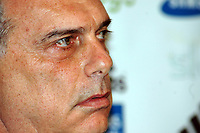 Photo: Tony Oudot.<br /> Chelsea Press Conference. 21/09/2007.<br /> Chelsea manager Avram Grant