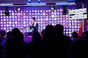 Natalie Mering AKA Weyes Blood performing at Baby's All Right as part of the Red Bull Sound Select Series in New York, NY on April 22, 2014.