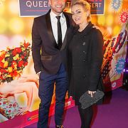 NLD/Amsterdam20151111 - Premiere Priscilla, Queen of the Desert, Lone van Rosendaal en .................