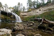 9/26/08 Valentine, NEB.Snake River Falls.Chris Machian/for the New York Times