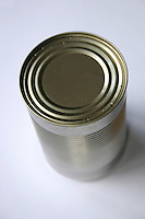 Tinned food no label