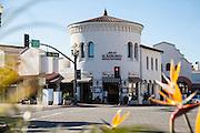 Del Mar Street And Ola Vista In San Clemente California