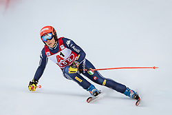 12.01.2020, Keelberloch Rennstrecke, Altenmark, AUT, FIS Weltcup Ski Alpin, Alpine Kombination, Super G, Damen, im Bild Federica Brignone (ITA) // Federica Brignone of Italy during the women's Alpine combined SuperG competition for the FIS ski alpine world cup at the Keelberloch Rennstrecke in Altenmark, Austria on 2020/01/12. EXPA Pictures © 2020, PhotoCredit: EXPA/ Johann Groder