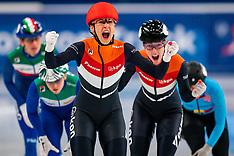 20200126 HUN: ISU European Short Track Speed Skating Championships day 3, Debrecen