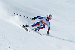 FRANTSEV Ivan Guide:  AGRANOVSKII German, RUS, Downhill, 2013 IPC Alpine Skiing World Championships, La Molina, Spain