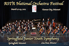 Springfield Junior Youth Symphony, March 18, 2011