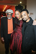 l to r: Melvin Van Peeples, Margeux Watson, and Bilal at The 3rd Annual Black Girls Rock Awards held at the Rose Building at Lincoln Center in New York City on November 2, 2008..BLACK GIRLS ROCK! Inc. is a 501 (c)(3) nonprofit, youth empowerment mentoring organization established for young women of color.  Proceeds from ticket sales will benefit BLACK GIRLS ROCK! Inc.?s mission to empower young women of color via the arts.  All contributions are tax deductible to the extent allowed by