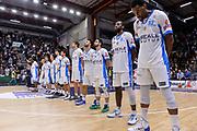 DESCRIZIONE : Campionato 2015/16 Serie A Beko Dinamo Banco di Sardegna Sassari - Umana Reyer Venezia<br /> GIOCATORE : Team Dinamo Banco di Sardegna Sassari<br /> CATEGORIA : Before Pregame<br /> SQUADRA : Dinamo Banco di Sardegna Sassari<br /> EVENTO : LegaBasket Serie A Beko 2015/2016<br /> GARA : Dinamo Banco di Sardegna Sassari - Umana Reyer Venezia<br /> DATA : 01/11/2015<br /> SPORT : Pallacanestro <br /> AUTORE : Agenzia Ciamillo-Castoria/L.Canu