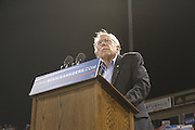 Senator Bernie Sanders at Campaign Rally in Carson, California, May 17, 2016.