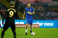 Jordan Keane. Stockport County FC 0-1 West Ham United FC. Emirates FA Cup 4th Round. 11.1.21