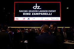 Dino Zamparelli hosts the launch of his 2017 Porsche Carrera Cup GB and Britcar Race Season - Rogan Thomson/JMP - 08/03/2017 - MOTORSPORT - Ashton Gate Stadium - Bristol, England.