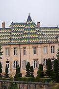 the house bouchard p & f beaune cote de beaune burgundy france