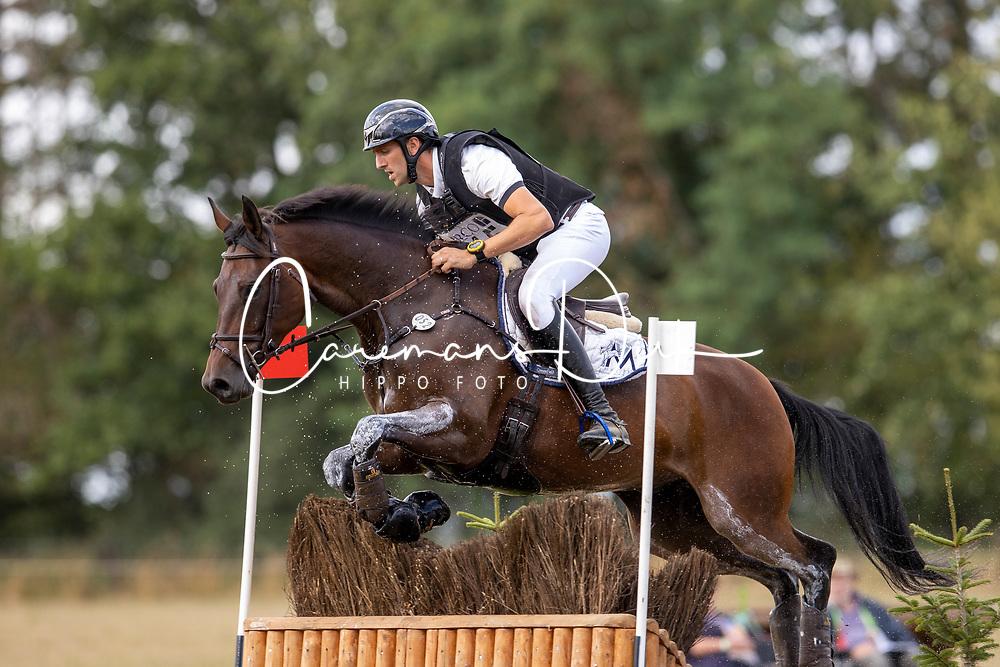 Martens Vincent, BEL, Olympic Eis VM<br /> CCI2*-S Arville 20202<br /> © Hippo Foto - Dirk Caremans<br />  22/08/2020