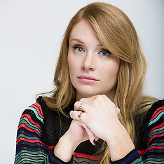 Bryce Dallas Howard - 05 Dec 2016