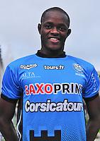 Christian KOUAKOU - 04.10.2013 - Photo Officielle - Tours -<br /> Photo : Philippe LE BRECH / Icon Sport