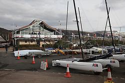 The RYA Youth National Championships 2013 held at Largs Sailing Club, Scotland from the 31st March - 5th April. ..Largs Sailing Club...For Further Information Contact..Matt Carter.Racing Communications Officer.Royal Yachting Association.M: 07769 505203.E: matt.carter@rya.org.uk ..Image Credit Marc Turner / RYA..
