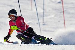 29.10.2010, Moelltalergletscher, Flattach, AUT, DSV, Deutscher Ski Verband, Slalom Training, im Bild Dominik Stehle, EXPA Pictures © 2010, PhotoCredit: EXPA/ J. Groder