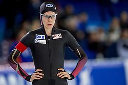 10-12-2016 NED: ISU World Cup Speed Skating, Heerenveen<br /> 1500 m women / Roxanne Dufter GER