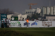 Joost Luiten (NED) on the 18th during Round 4 of the Oman Open 2020 at the Al Mouj Golf Club, Muscat, Oman . 01/03/2020<br /> Picture: Golffile   Thos Caffrey<br /> <br /> <br /> All photo usage must carry mandatory copyright credit (© Golffile   Thos Caffrey)