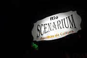 Rio Scenarium is possibly the most famous Samba Bar in Rio de Janeiro. Sitauted in the central and bohemian district of Lapa and spread over three floors, it plays host to some of the best Samba musicians in the World. Exterior shot.