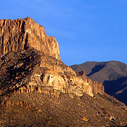 The Superstition Wilderness of Arizona is a landscape of deep canyons, red sandstone, cactus, and waterways.