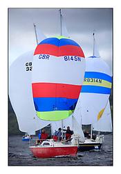 Brewin Dolphin Scottish Series 2011, Tarbert Loch Fyne - Yachting..Sonata, GBR8145N, Scruples, Class 9.