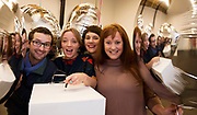 31/01/2018  retro free : Marc Mac Lochlainn– Artistic Director,Branar  Ceara Conway, Sky Phonics, Aislinn Ó hEocha Artistic Director Baboro and Marianne Ní Chinnéide (NUI Galway's O' Donoghue Centre)  at the launch of Wide Eyes, a unique one-off European arts extravaganza for babies and children aged 0 – 6. Hosted by Baboró, Wide Eyes will take place in Galway till Sun 4 February. This imaginative programme will feature 15 new theatre and dance shows from some of Europe's finest creators of Early Years work from Austria, Belgium, Denmark, Finland, France, Germany, Hungary, Italy, Poland, Romania, Slovenia, Spain, Sweden, UK and Ireland. For more see www.wideeyesgalway.ie<br /> <br /> Wide Eyes will welcome almost 200 artists and arts professionals from almost 20 countries to enthral and engage children over four jam-packed days. Photo:Andrew Downes, XPOSURE