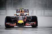 October 8, 2015: Russian GP 2015: Daniil Kvyat, (RUS), Red Bull-Renault