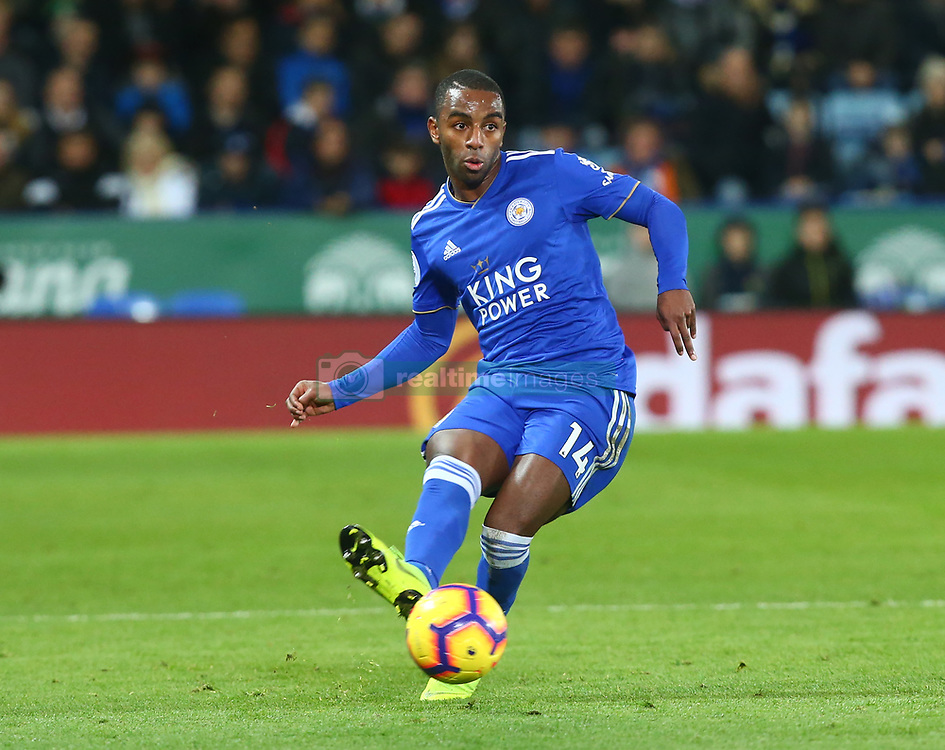 December 8, 2018 - Leicester, England, United Kingdom - Leicester, December 08, 2018.Leicester City's Ricardo Pereira.during the English Premier League match between Leicester City and Tottenham Hotspur at the King Power Stadium in Leicester, Britain, 8 December 2018  (Credit Image: © Action Foto Sport/NurPhoto via ZUMA Press)