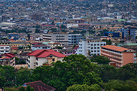 Rooftops of Accra