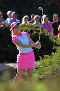 29 MAR15 Paula Creamer on the 14th during Sunday's Final Round of The KIA Classic at Aviara Golf Club in LaCosta, California. (photo credit : kenneth e. dennis/kendennisphoto.com)