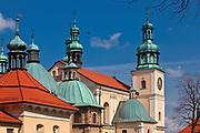 Klasztor oo Bernardynów - Światowe Dziedzictwo Kultury UNESCO. Kalwaria Zebrzydowska.<br /> Bernardine Monastery - UNESCO World Cultural Heritage.