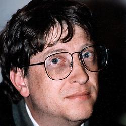 Bill Gates.<br /> Copenhagen, march 1995.