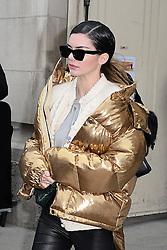 January 24, 2017 - Paris, France - Kendall Jenner - Show Chanel - Paris Fashion Week Haute Couture Spring-Summer 2017 - 24 janvier 2017 - FRANCE (Credit Image: © Visual via ZUMA Press)