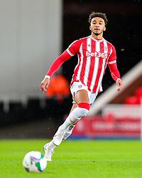 Jacob Brown of Stoke City  - Mandatory by-line: Nick Browning/JMP - 23/12/2020 - FOOTBALL - Bet365 Stadium - Stoke-on-Trent, England - Stoke City v Tottenham Hotspur - Carabao Cup