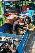 Chhnok Tru, floating village, Tonle Sap Lake, Cambodia