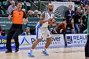 DESCRIZIONE : Eurolega Euroleague 2015/16 Group D Dinamo Banco di Sardegna Sassari - Darussafaka Dogus Istanbul<br /> GIOCATORE : David Logan<br /> CATEGORIA : Tiro<br /> SQUADRA : Dinamo Banco di Sardegna Sassari<br /> EVENTO : Eurolega Euroleague 2015/2016<br /> GARA : Dinamo Banco di Sardegna Sassari - Darussafaka Dogus Istanbul<br /> DATA : 19/11/2015<br /> SPORT : Pallacanestro <br /> AUTORE : Agenzia Ciamillo-Castoria/L.Canu