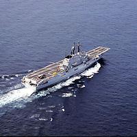 """aircraft carrier """"G. Garibaldi"""""""